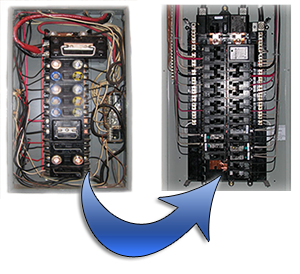 Electric Panel Upgrade Service in Scottsdale AZ